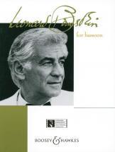 Bernstein Leonard - Bernstein For Bassoon - Bassoon And Piano
