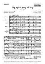 Finzi Gerald - Seven Poems Of Robert Bridges Op. 17/3 - Mixed Choir