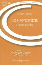 Hatfield Stephen - Las Amarillas - 3-part Treble Voices