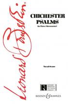 Bernstein Leonard - Chichester Psalms