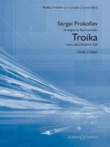 Prokofiev S. - Troika From Lieutenant Kije - Score and Parts