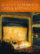 Opera Anthology - Baritone / Bass