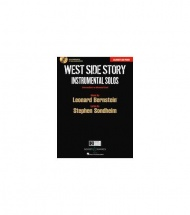Bernstein Leonard - West Side Story - Clarinet And Piano
