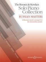 Solo Piano Collection - Russian Masters - Piano