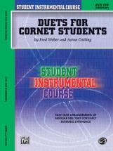 Duets For Cornet 1 - Trumpet Ensemble