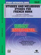 Studies And Etudes 1 - French Horn