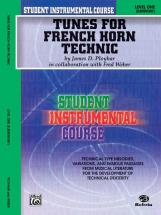 Tunes For Technic - French Horn 1