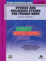 Studies And Etudes 3 - French Horn