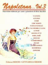 Canzone Napoletana Vol.3 - Chant Et Piano