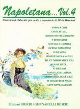 Canzone Napoletana Vol.4 - Chant Et Piano