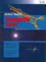 Naulais Jerome - Trompette Tonic + Cd Vol.2