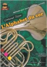 Dijoux E. - L'alphabet Du Cor + Cd