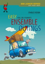 Reskin Charles - Easy Ensemble Outings - 3 Ou 4 Trompettes