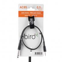 Eagletone Ac85 - Mini Jack Mono 3.5 / Jack Mono 6.35 - 50cm