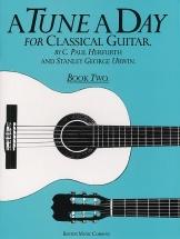 Herfurth/urwin - Tune A Day Classical Guitar - No 2 - Classical Guitar