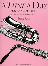 A Tune A Day For Saxophone Book Two - Book 2 - Saxophone