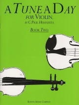 A Tune A Day For Violin Book Two Vln - Book 2 - Violin