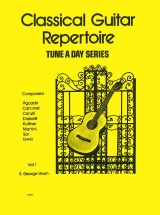 A Tune A Day For Classical Guitar Repertoire Vol. 1 - Classical Guitar