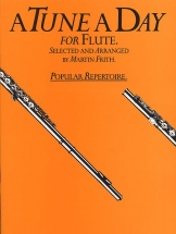 A Tune A Day Popular Repertoire - Flute