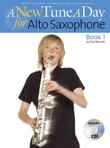 A New Tune A Day Book 1 - Alto Saxophone