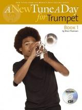 A New Tune A Day - [book 1] - Trumpet - Cornet