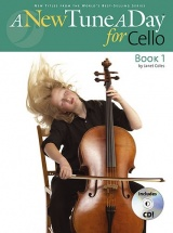 A New Tune A Day Cello Book 1 + Cd - Cello