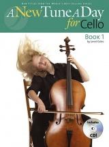 A New Tune A Day Cello Book 1 + Cd - Cello