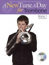 A New Tune A Day - [book 1] - Trombone - Trombone