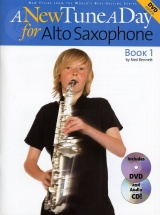 Bennett Ned - A New Tune A Day For Alto Saxophone