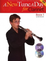 A New Tune A Day Clarinet Book 1 + Cd/dvd - Clarinet