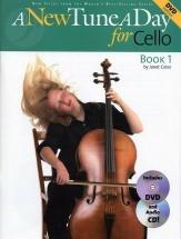 A New Tune A Day Cello Bk1 Cd Dvd Edition