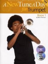 Thomson Brian - A New Tune A Day- Trumpet
