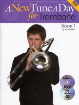 Miller Amos - A New Tune A Day For Trombone - Trombone