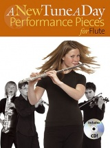 A New Tune A Day Performance Pieces - Flute