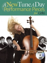 A New Tune A Day Performance Pieces For Cello - Cello