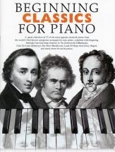 Beginning Classics- Piano Solo