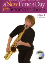 Bennett Ned - A New Tune A Day For Tenor Saxophone - Tenor Saxophone