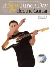 A New Tune A Day For Electric Guitar - Guitar