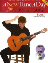 Mccartney Michael - A New Tune A Day For Classical Guitar - Guitar
