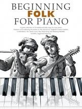 Beginning Folk- Piano Solo
