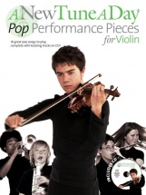 A New Tune A Day - Pop Performance Pieces - Violin