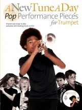 A New Tune A Day - Pop Performance Pieces - Trumpet