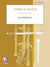 Appermont B. - Hymn & Dance - Clarinette Et Piano