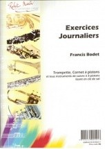 Bodet - Exercices Journaliers