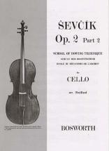 Sevcik - Op.2 Part.2 - Mecanisme De L