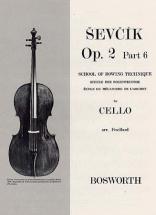 Sevcik - Etudes Op.2 Part 6 Ecole Du Mecanisme De L