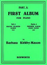 Kirkby-mason First Album For Piano Part.2
