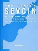 Sevcik Otakar Violin Studies The Little Sevcik Violin- Violin