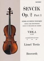 Sevcik - Etudes Op.2 Part 1 - Alto