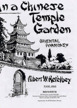 Albert Ketelbey - In A Chinese Temple Garden - Piano Solo